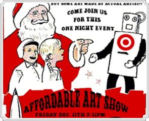 Affordable Art Show - Multiple Artists